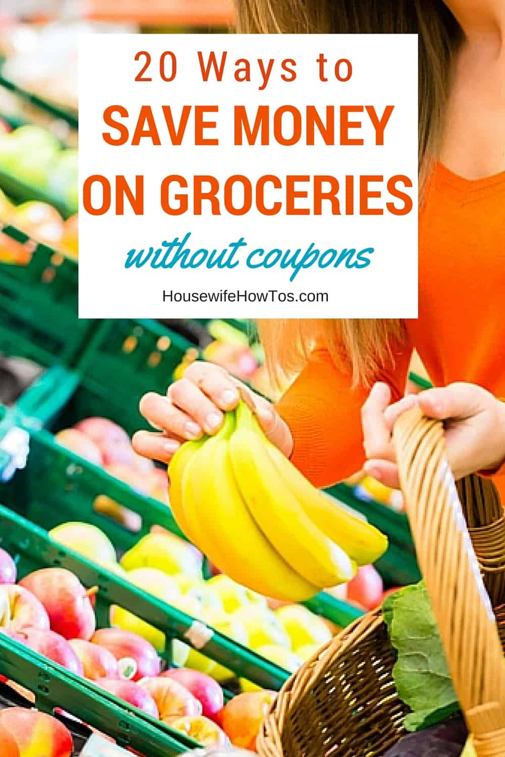 The average household spends $146-289 per week on food. If you're struggling to save money, or to just make ends meet, these tips will help you spend far less!