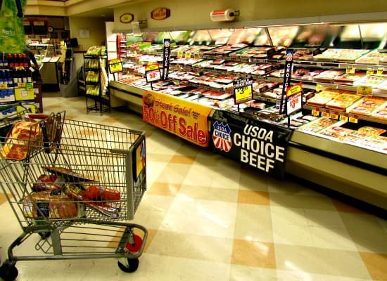 Save money on groceries without coupons - Do not be fooled by false sales