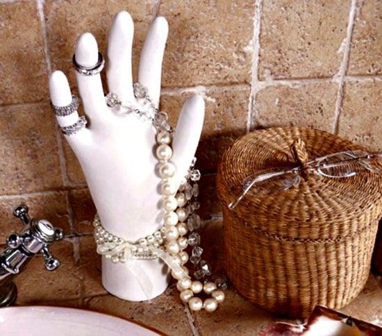 Jewelry Organization Idea - Ring Holder