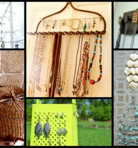 Smart, Easy Jewelry Organization Ideas
