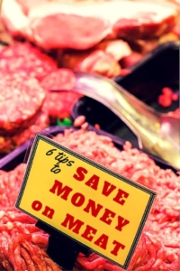 6 Tips to Save Money on Meat without making your family go hungry