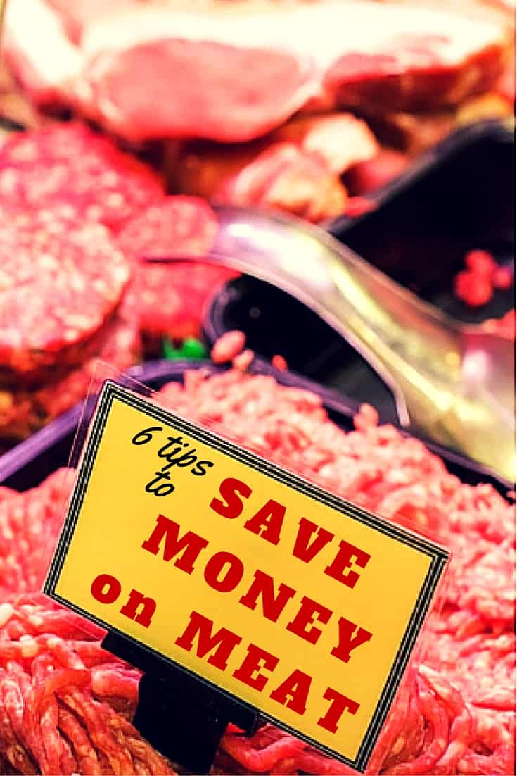6 Tips about How to Save Money on Meat without making your family go hungry