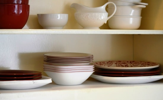 How To Line Your Shelves Without The Sticky Mess