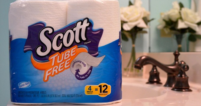 Say Goodbye to Tubes with Scott Tube-Free TP