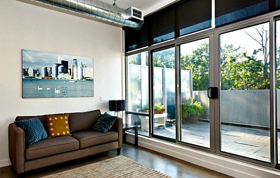 Theft-proof your home by securing sliding glass doors