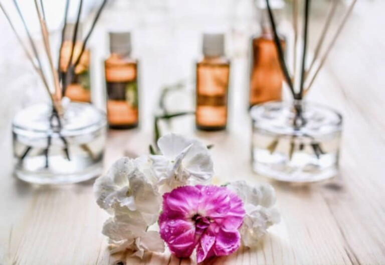 Homemade Air Freshener - Use as a spray or in a diffuser