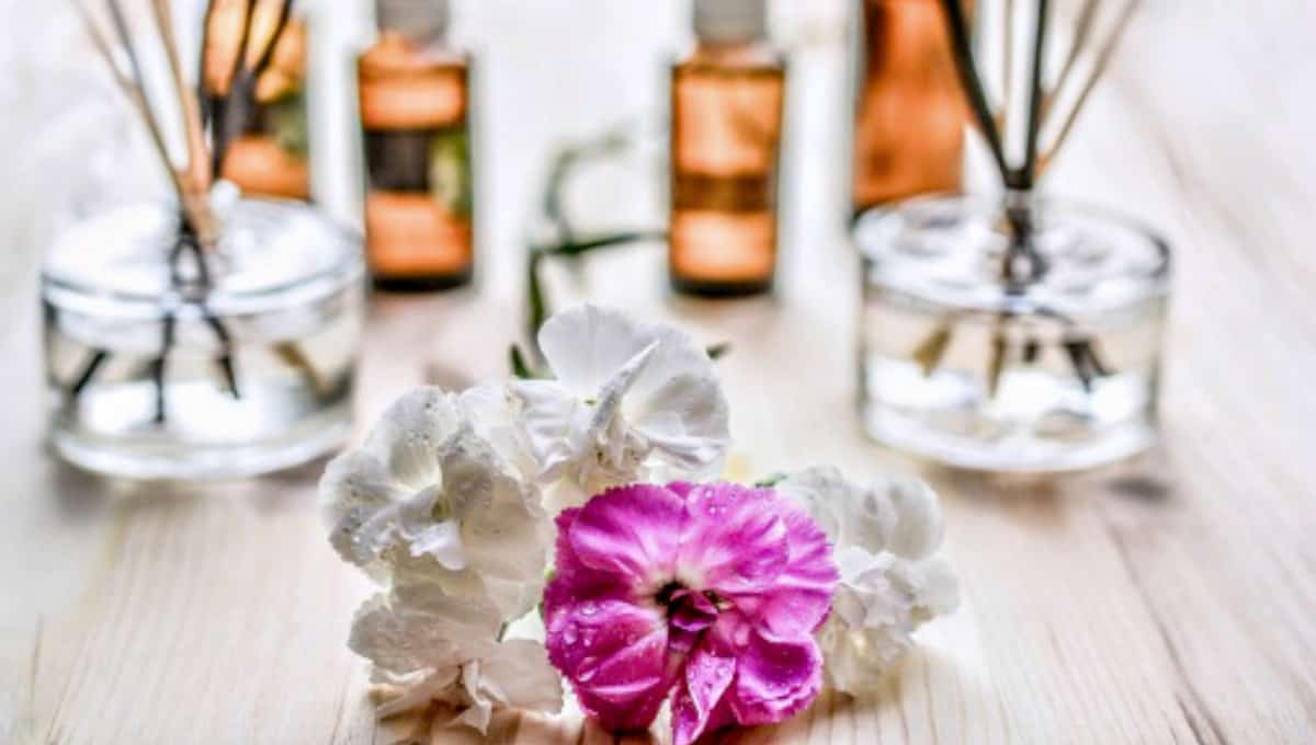 Homemade Air Freshener Recipe: Spray