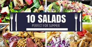 10 Salad Recipes Perfect For Summer