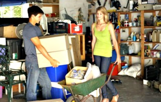 How To Organize Storage Spaces Before Winter - Remove responsibly