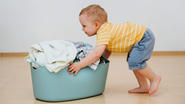 Chores That Kids Can Do - Printable Age-Based List