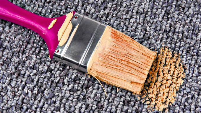 Cleaning Mistakes That Lower Home Value - Ignoring carpet stains makes them permanent