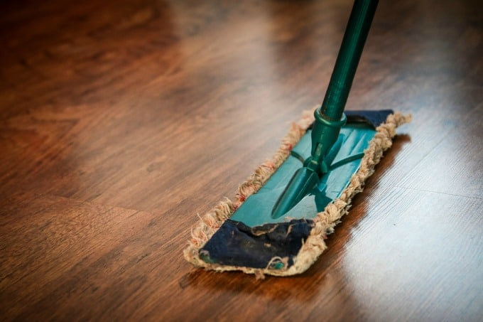 Cleaning Mistakes That Lower Home Value - Not cleaning your floors often enough damages them