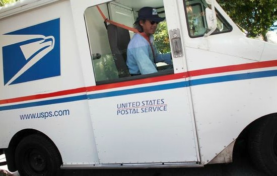 Moving Checklist - File change of address with post office