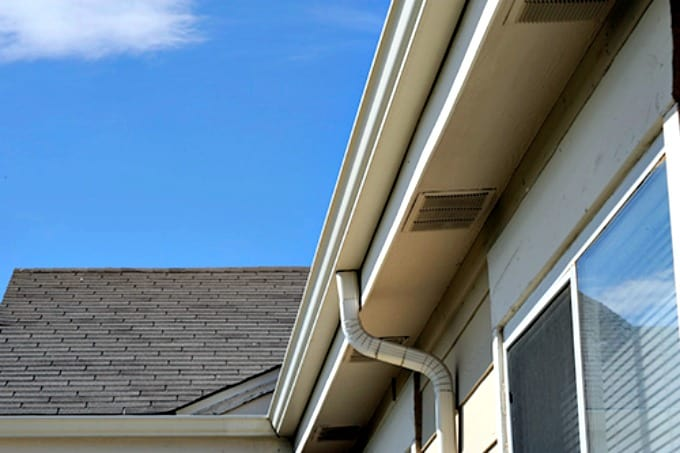 Preparing Your Home For Fall - Clean the gutters