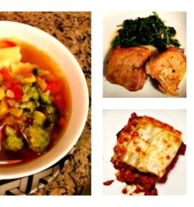 5 Dinners for the Lazy, Frugal Cook