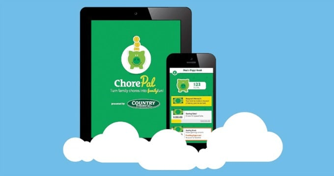 Check out the ChorePal app