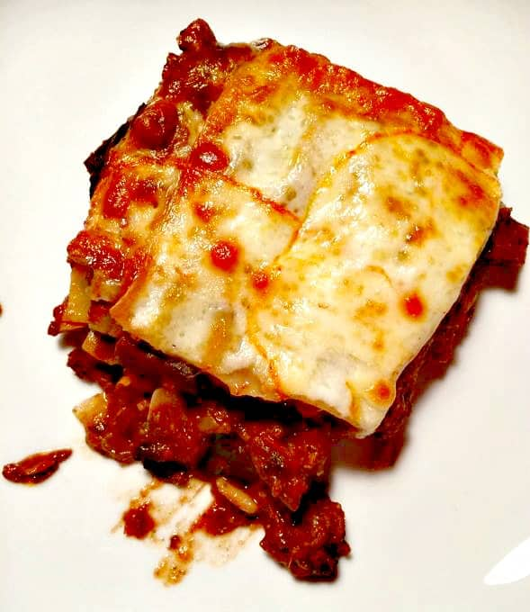 Dinners for the Lazy, Frugal Cook - Lasagna without Rules