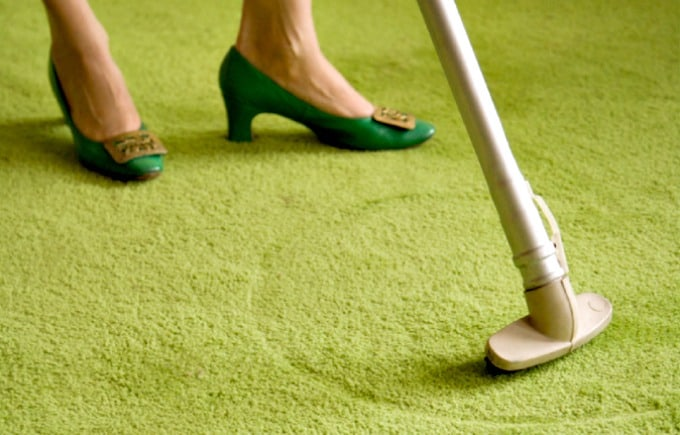 Old Time Cleaning Myths Busted - Not vacuuming often can ruin your carpet