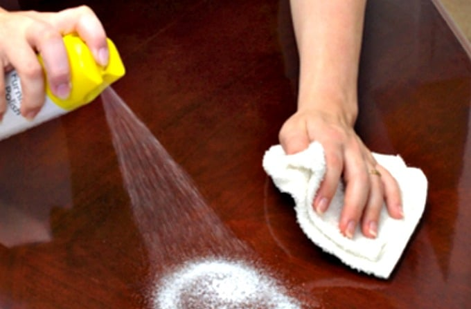 Old Time Cleaning Myths Busted - You do not need to polish your furniture every time you clean