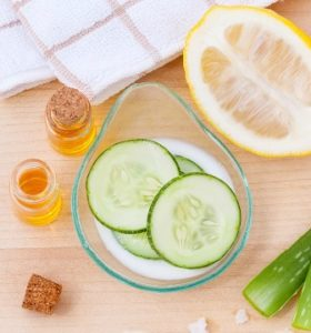 Beauty treatments in your kitchen - Avocado, lemons, milk, egg whites, or beer!