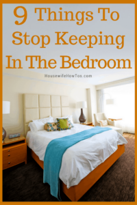 Getting rid of these will improve your sleep and create the restful oasis you deserve!