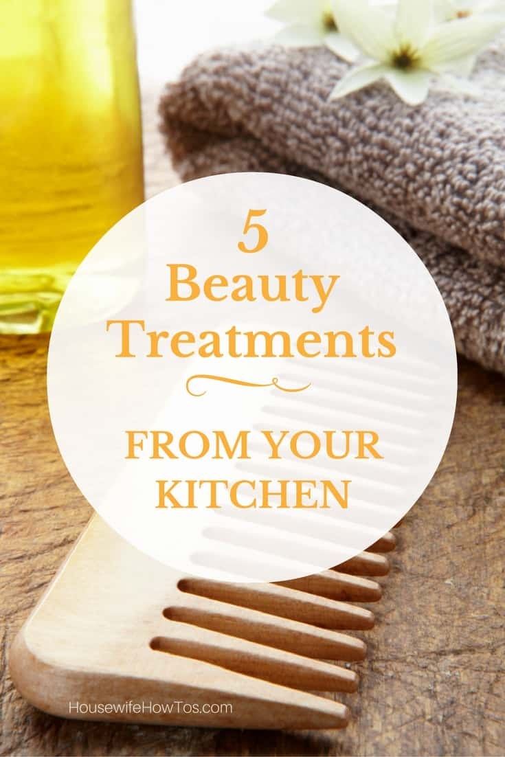 Get beautiful skin and hair with these easy DIY treatments