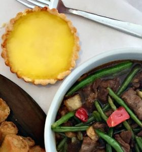 Chinese Egg Custard Tarts Recipe