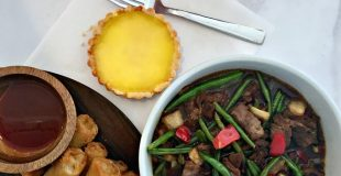 Chinese Egg Custard Tarts Recipe for #WokWednesday