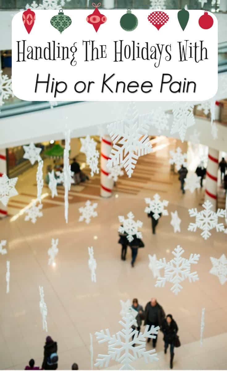 Don't let hip or knee pain put your life on pause - See your doctor and hit play!