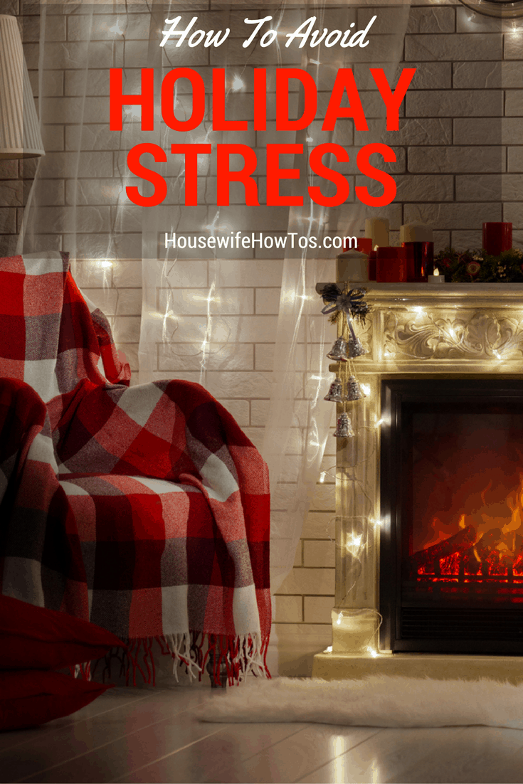Great ideas here to keep stress from sabotaging the season.
