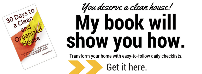 Let my book transform your home!