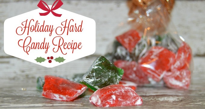 Holiday Hard Candy Recipe - An easy and sweet treat