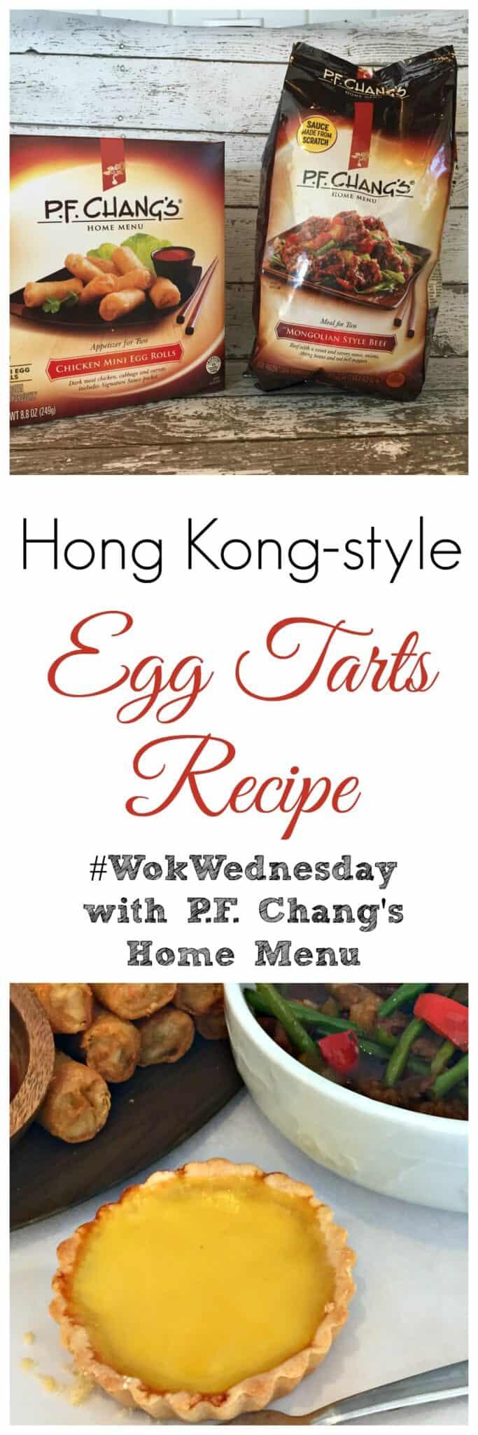 Make #WokWednesday Sweet with this Egg Tarts Recipe