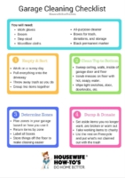 spring clean like a pro with checklists housewife how tos