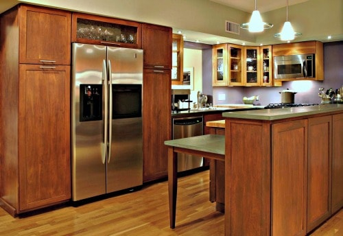 Tips on Kitchen Organization - An organized kitchen is easier to use and to clean!