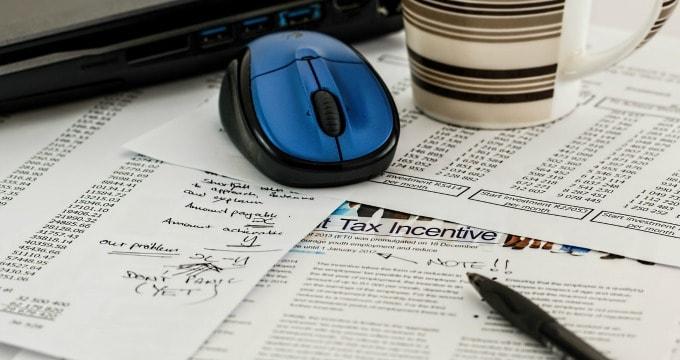 How To Get Organized For Tax Preparation
