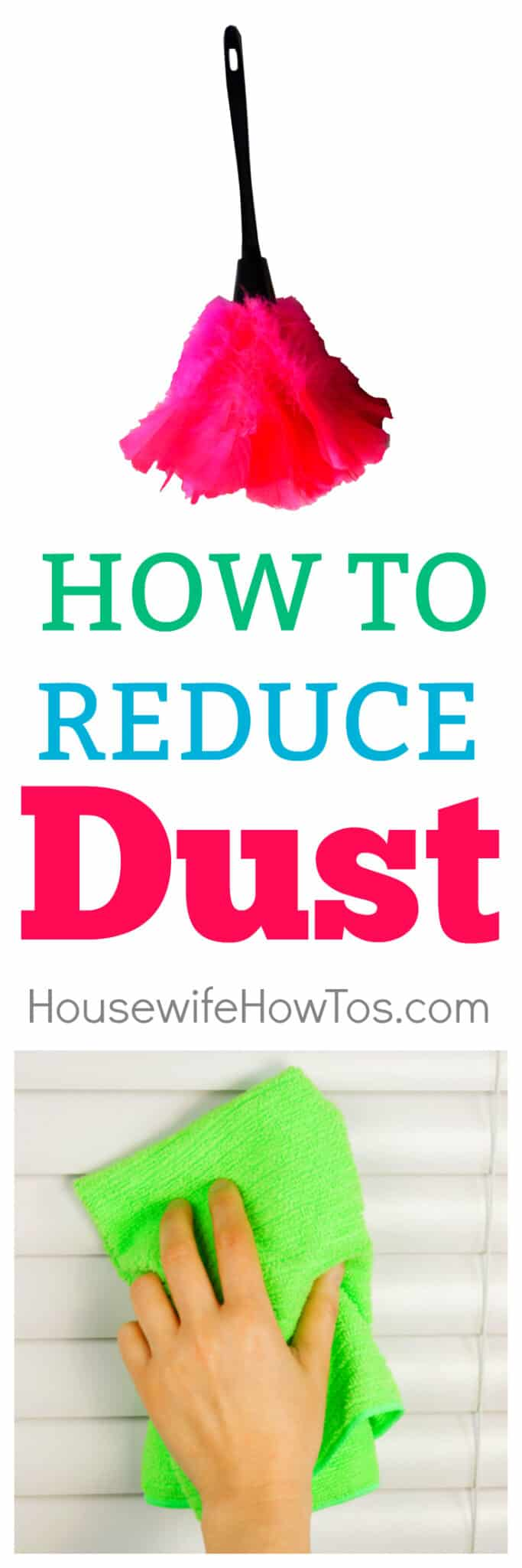 How to reduce dust in your home 7 tips that really work - Tips for dusting your home ...