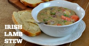 Irish Lamb Stew Recipe