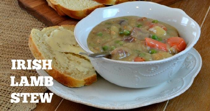 Irish Lamb Stew Recipe