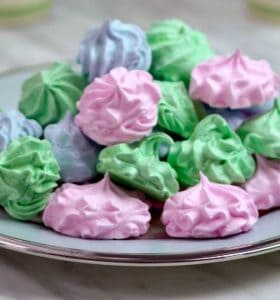 Easy Meringue Cookie Recipe