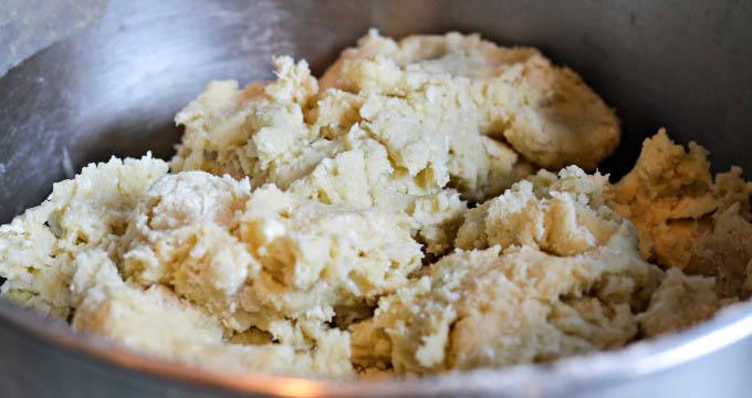 Potato Bread Recipe - Make the dough
