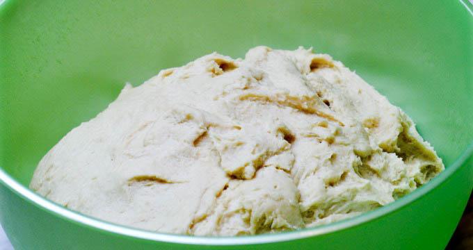 Potato Bread Recipe - Store dough in an oiled bowl