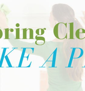 Spring Clean Like A Pro With Checklists