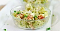 Creamy No-Mayo Pasta Salad - Perfect for picnics or as a side to your favorite summer meals