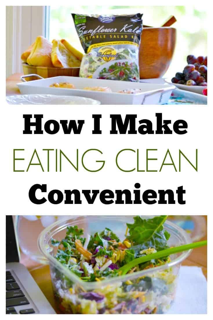 How I Make Eating Clean Convenient