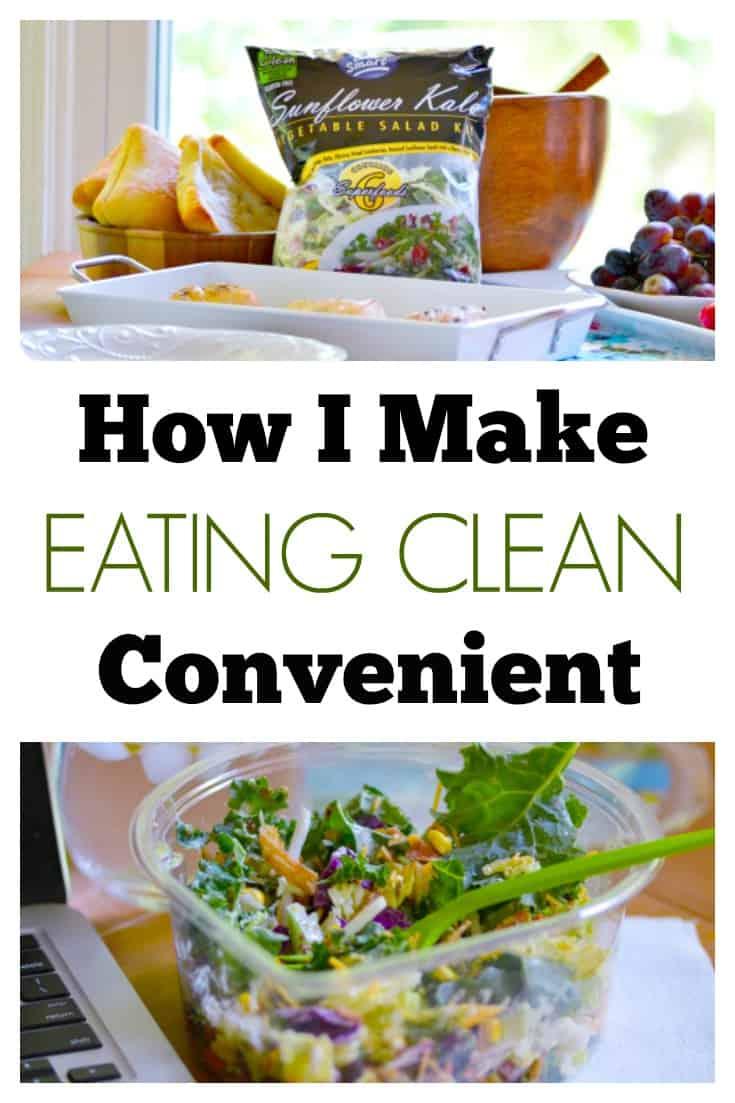 How I Make Eating Clean Convenient