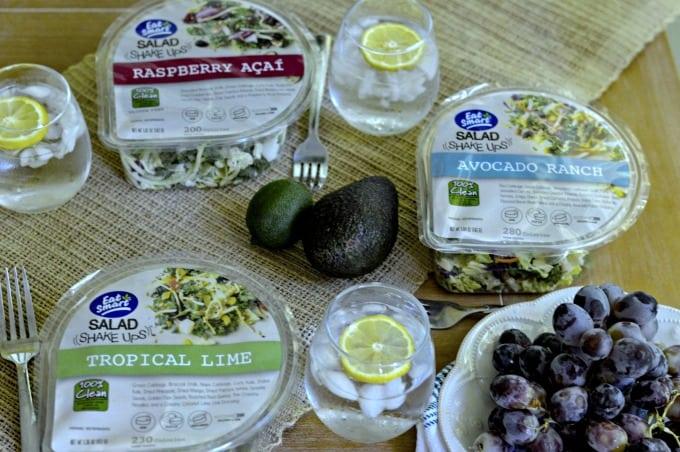 Salad Shakeups make eating clean convenient