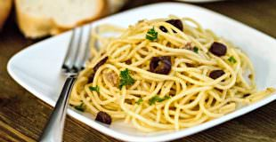 Late Night Pasta – A Delicious 15-Minute Meal