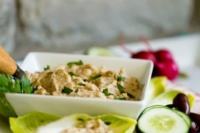 Baba Ganoush Recipe - An easy way to get your family to eat their veggies