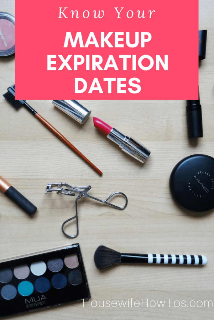 Makeup Expiration Dates | Know when to throw away makeup that could cause bacterial infections or breakouts